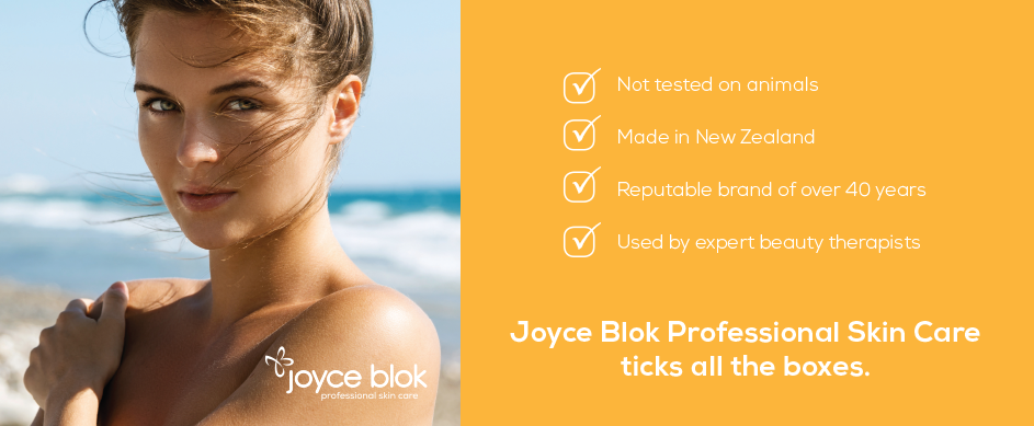 Joyce Blok Professional Skin CAre products